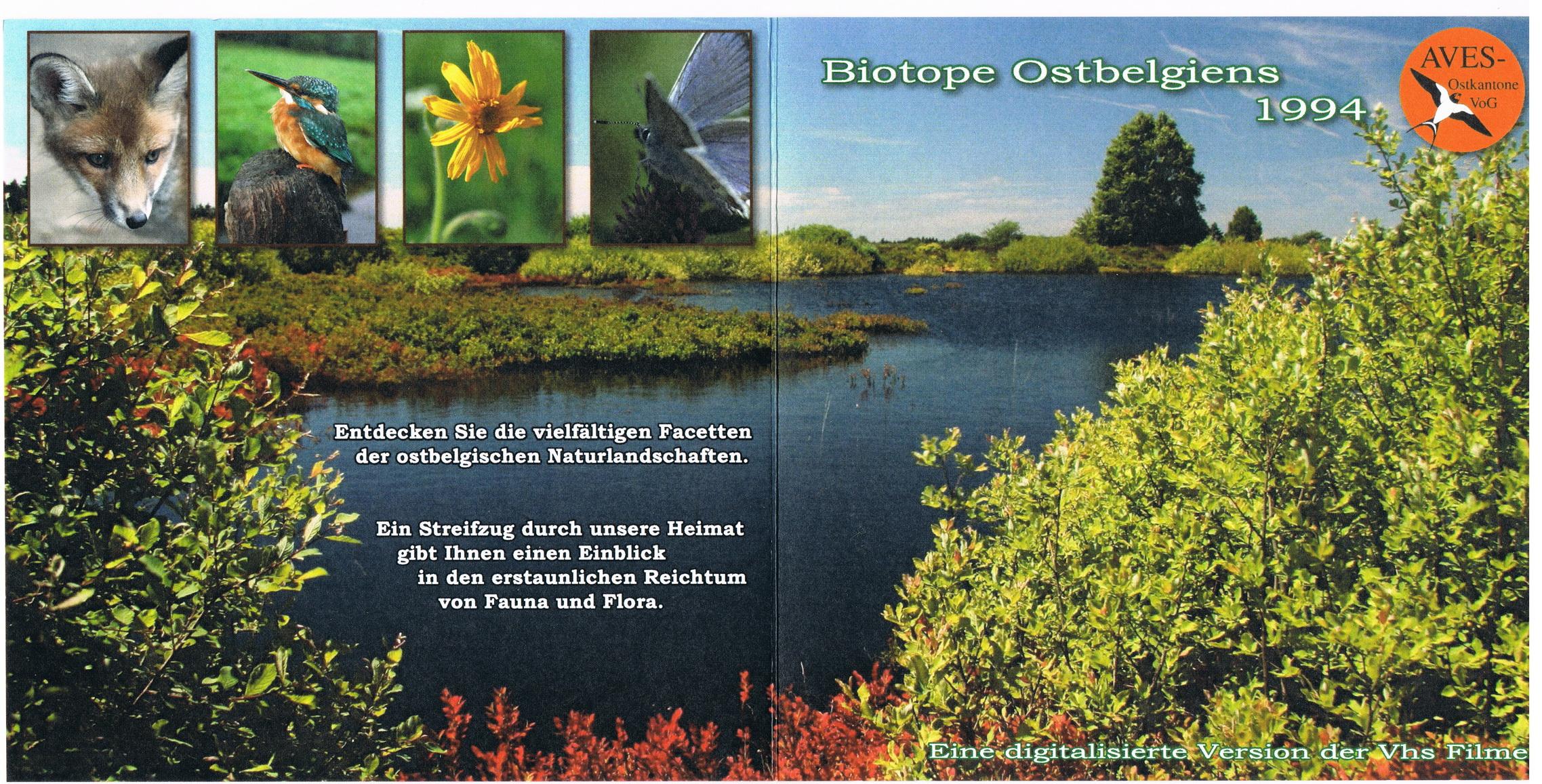 DVD Biotope Ostbelgiens